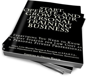 Start operate grow book cover 3D