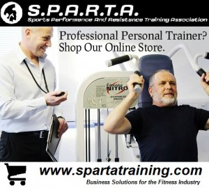 Professional Trainer ad