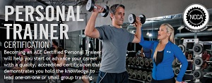 Personal Trainer Certification & Continuing Ed