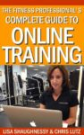 Fitness Pro's Online Training Guide Cover 2